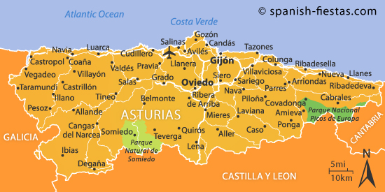Asturias Travel Guide