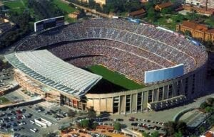 Nou Camp Stadium Barcelona