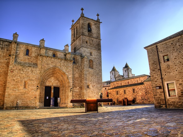Caceres in Extremadura