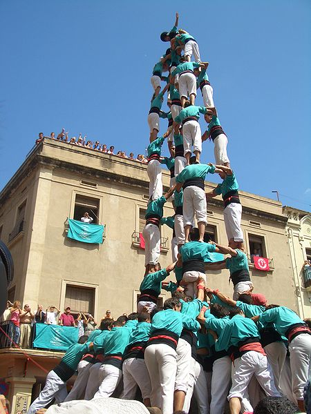 Castellers de Vilafranca