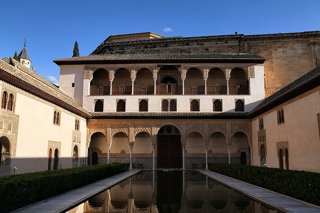Nasrid Palaces of the Alhambra