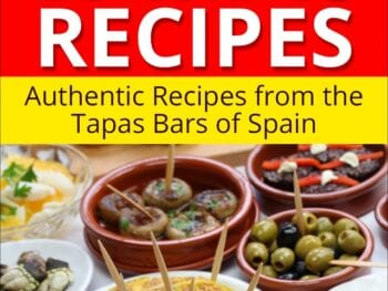 Tapas Recipes Book