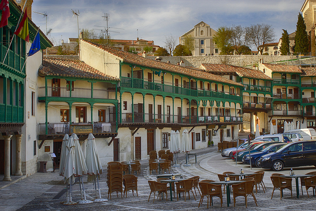 Plaza Mayor in Chinchón