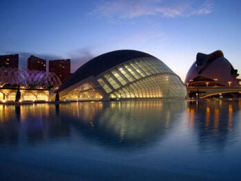 City of Arts and Science in Valencia