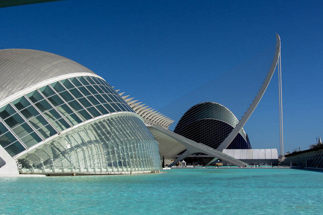 Valencia's City of Arts and Science
