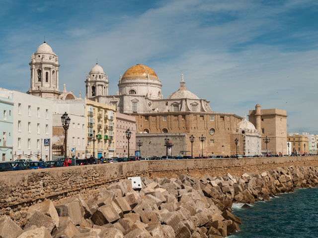 Cadiz Cruise Port