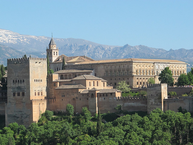 Palacio Carlos V of the Alhambra Palace