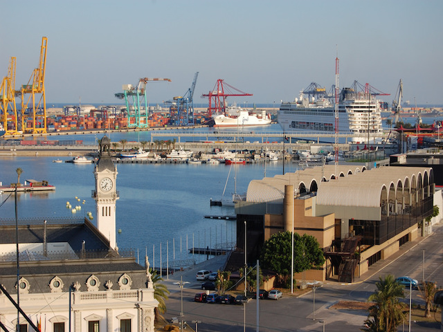 Valencia Cruise Port