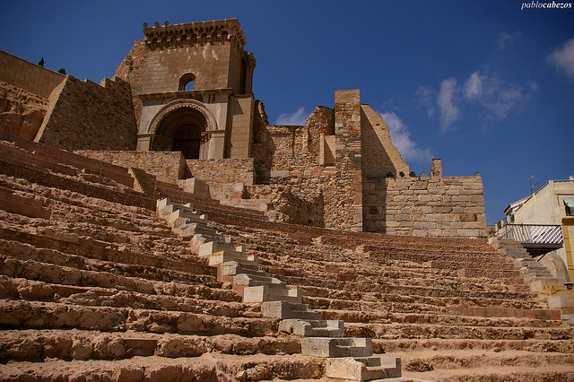 Roman Theatre in Cartagena