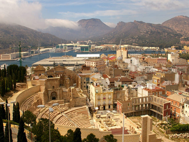 Cartagena (Spain) Cruise Port