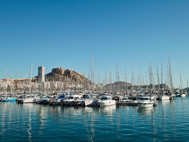 Alicante Cruise Port