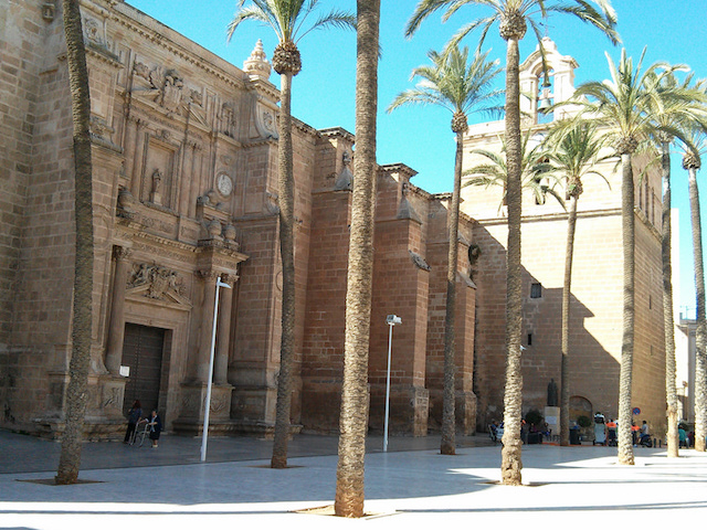 Fortified Cathedral of Almería