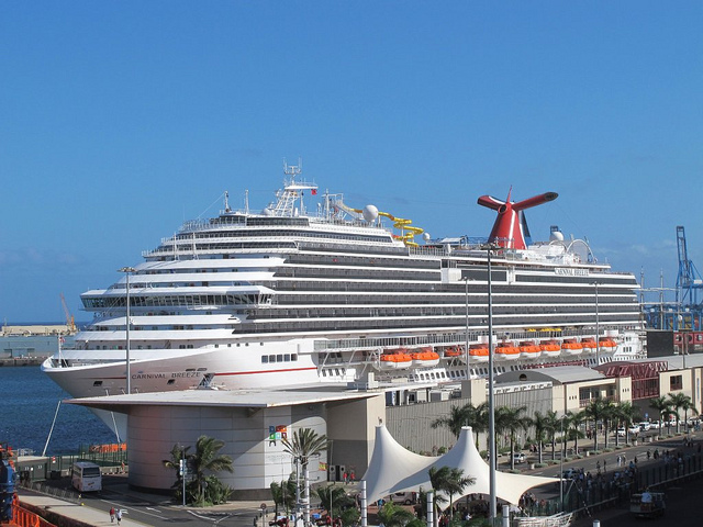 Las Palmas Cruise Port
