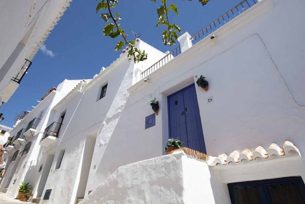 Visit Frigiliana from Nerja