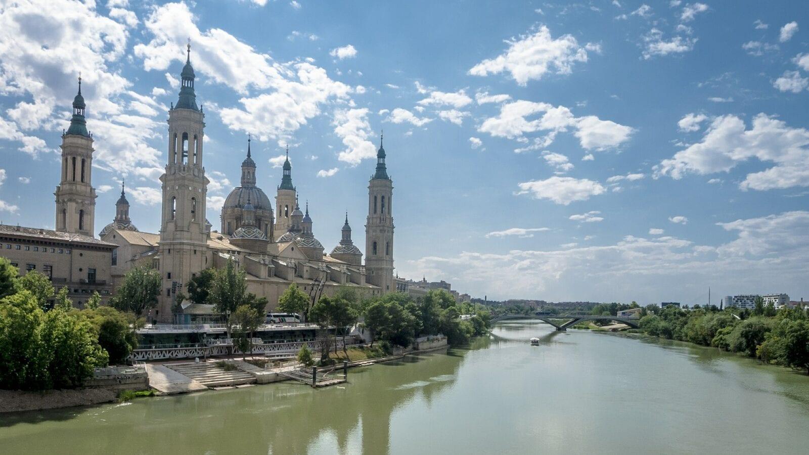 Zaragoza in Aragon