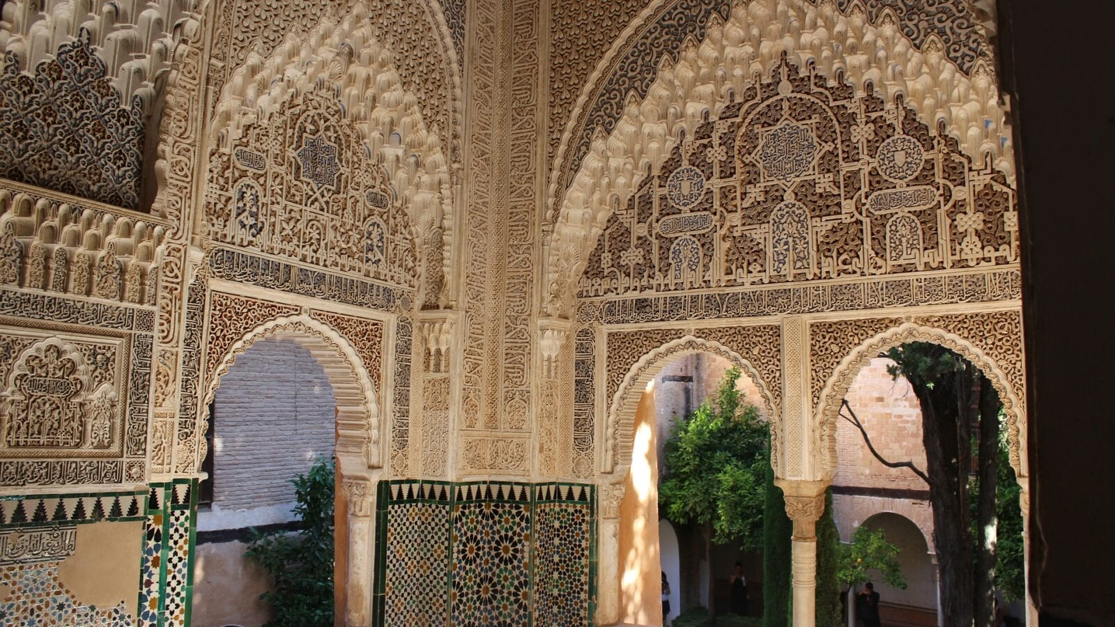 Moorish Spain Architecture