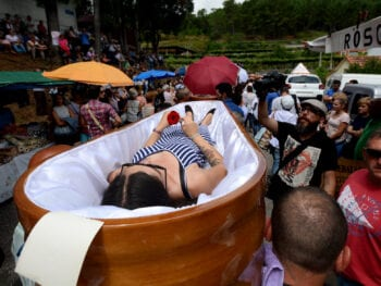 Festival of the Near Death Experience in Spain