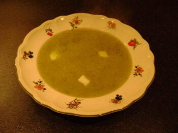 Courgette Soup Recipe