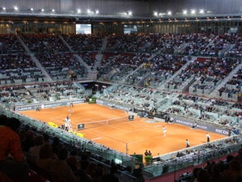 Mutua Madrid Tennis Open