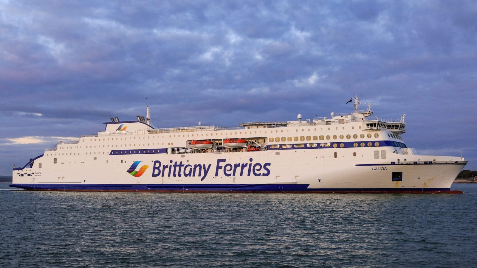 Brittany Ferries to Spain from the UK