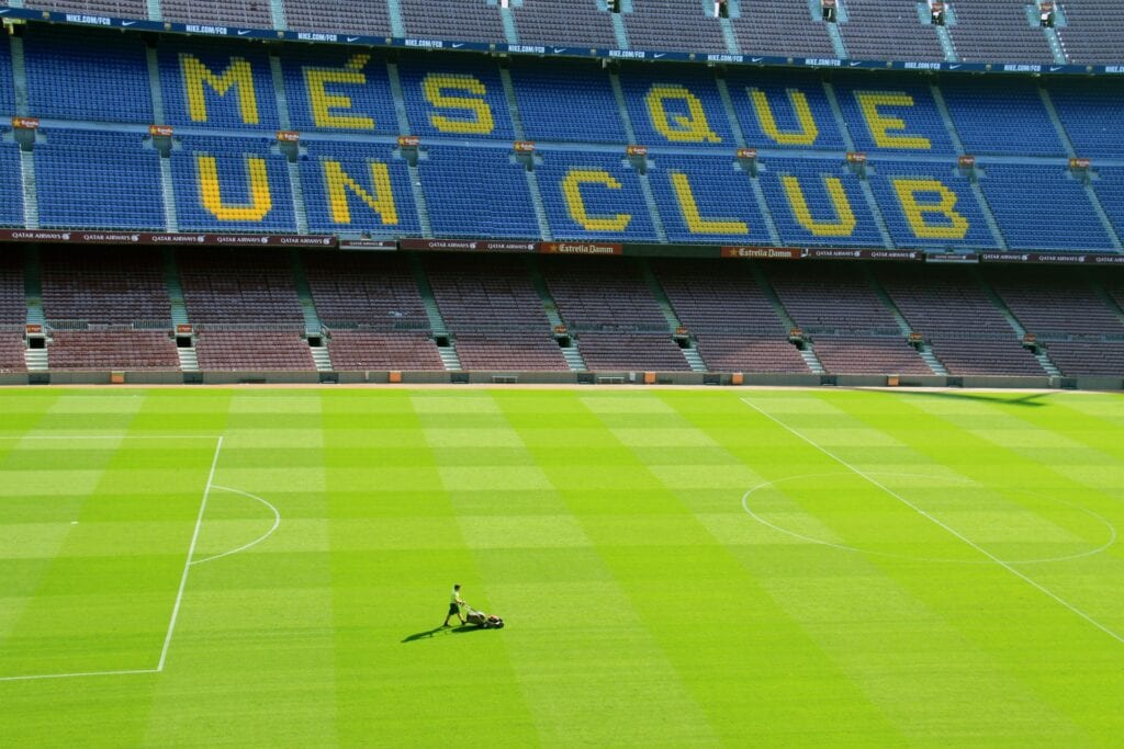 FC Barcelona Football Breaks to the Nou Camp Stadium