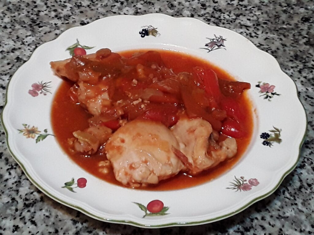 Pollo al Chilindrón Recipe